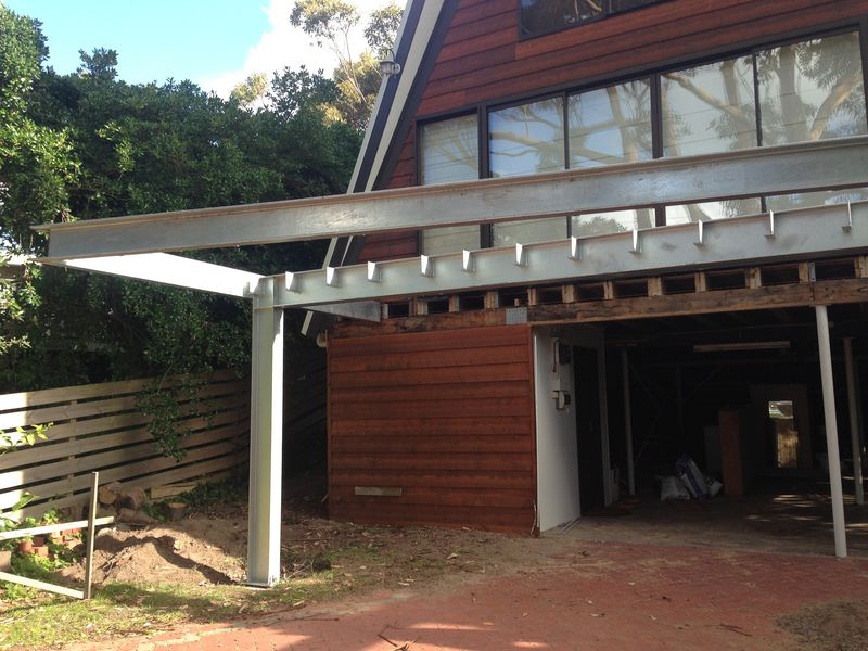 House Amp Residential Structural Steel Work Domestic