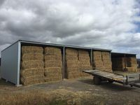 3 Bay hay shed - Jumbunna Engineering - Korumburra, South Gippsland