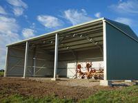 9 x 15 x 4.2 - Farm Hay + Machinery Shed - JE50  - Korumburra, South Gippsland