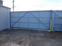 Automated Automatic Gate - Jumbunna Engineering