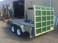 Beaver Tail Trailer - Jumbunna Engineering - Korumburra, South Gippsland