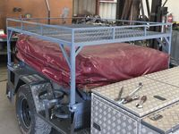 Camper Trailer Canopy - Jumbunna Engineering