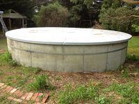 Concrete Tank Straps Re-enforcement - Jumbunna Engineering