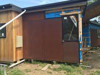 CorTen Weathering Steel - House - Jumbunna Engineering