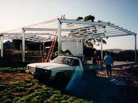 Cow Milking Shed - Jumbunna Engineering, Korumburra