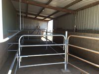 Cow Stock Yards, Gates - Jumbunna Engineering