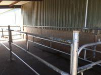 Cow Stock Yards, Gates - Jumbunna Engineering