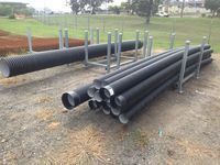 Culvert Pipe Racks - Jumbunna Engineering - Korumburra