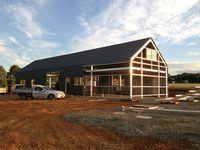 Custom Built Shed - Mornington Peninsula