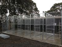 Dog Pens Cages - Jumbunna Engineering