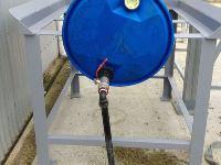 Drum Stand - Jumbunna Engineering, Gippsland