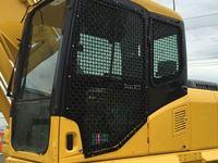 Excavator Protective Grille - Jumbunna Engineering
