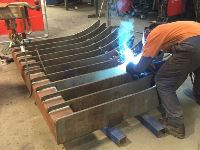 Excavator Stick Rake - Jumbunna Engineering