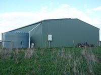 Farm, Hay, Machinery, Lock up Shed - Jumbunna Engineering