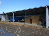 Farm, Hay, Machinery, Shed - Jumbunna Engineering