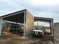 Farm Shed - Jumbunna Engineering - South Gippsland