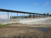 Feed Pad Roof, Leongatha - Jumbunna Engineering