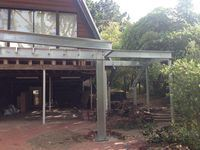 Galvanised Domestic Residential Structural Steel