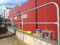 Handrail - Jumbunna Engineering, Korumburra