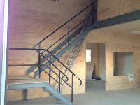Handrail, Balustrade, Stairs - Jumbunna Engineering