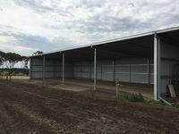 Hay Shed - Jumbunna Engineering - Korumburra, South Gippsland