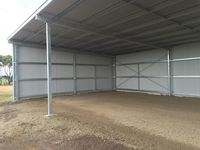 Hay Shed - Jumbunna Engineering - Korumburra, South Gippsland