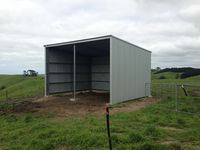 Hay Shed - South Gippsland - Jumbunna Engineering