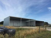 Hay Shed Extension - Leongatha, South Gippsland