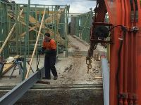House Steel Work, Inverloch - Jumbunna Engineering