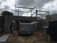 House Steel Work Inverloch - Jumbunna Engineering