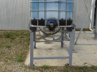 IBC Tank Stand - Jumbunna Engineering