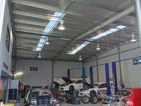 Industrial Factory Workshop - Jumbunna Engineering