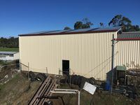 Industrial Shed Extension - Leongatha, South Gippsland