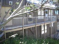 Mt Hotham Handrail + Balustrade - Jumbunna Engineering