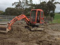 Shed Site Preparation - Jumbunna Engineering