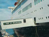 Ship Gangway - Jumbunna Engineering, Gippsland