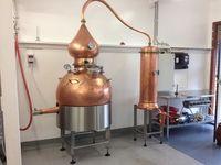 Stainless Steel Brewery Still Bases - Jumbunna Engineering