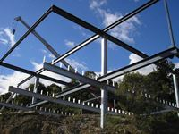 Steel Frame House - Jumbunna Engineering