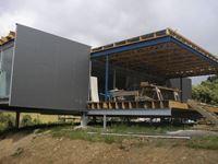 Steel Frame House - Jumbunna Engineering
