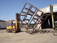 Steel Welding Fabrication - Jumbunna Engineering