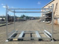 Galvanised Stillage Cage - Jumbunna Engineering