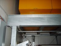 Structural Stands for Rapid Freeze - Jumbunna Engineering