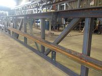 Structural Steel Truss - Jumbunna Engineering
