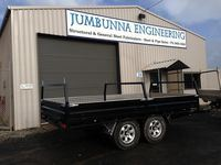 Tipper Trailer - Jumbunna Engineering - Korumburra, South Gippsland
