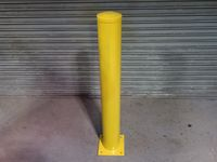 Traffic Bollard - Jumbunna Engineering, Gippsland