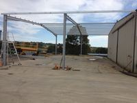 Transport Shed Extension - Korumburra, South Gippsland