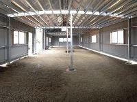 Workshop Shed with Mezzanine Floor - Jumbunna Engineering - Gippsland